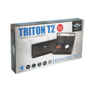 MY WEIGH ELECTRONIC SCALE TRITON T2 SERIES 0.1g 120g BLACK