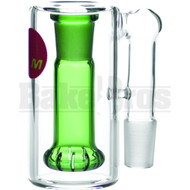 Maverick Ashcatcher Inset Showerhead Bodybowl 90* Green Male 18mm