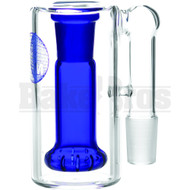 Maverick Ashcatcher Inset Showerhead Bodybowl 90* Blue Male 18mm