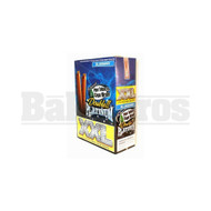 DOUBLE!! PLATINUM XXL CIGAR WRAPS 2 PER PACK BLUEBERRY Pack of 25