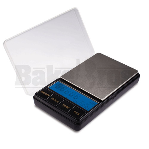 PROSCALE SCALE SIMPLEX CAPACITY DIGITAL POCKET SCALE 0.1g 500g BLACK