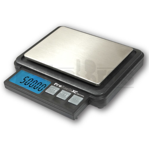 PROSCALE SCALE EXTREME CAPACITY HIGHEST PRECISION 0.01g 500g BLACK