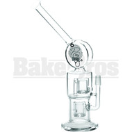 "PRESCRIBED WP 2 HAMMER PERC AIRHORN DESIGN 15"" CLEAR MALE 14MM"