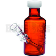 "HIGH TECH WP BHO CLASSIC PRESCRIPTION BOTTLE 6"" AMBER MALE 18MM"