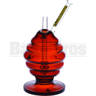 "HIGH TECH WP BEEHIVE BODY 8"" AMBER MALE 14MM"