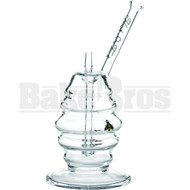 "HIGH TECH WP BEEHIVE BODY 3"" DIAMETER 8"" CLEAR MALE 10MM"