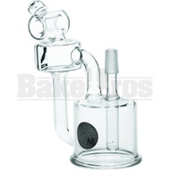 "MAVERICK WP CYLINDER BODY W/ RECYCLER BARREL MOUTHPIECE 7"" CLEAR MALE 14MM"