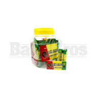 RASTA WRAP ROLLING PAPERS 1 1/2 32 LEAVES PER PACK UNFLAVORED Pack of 50