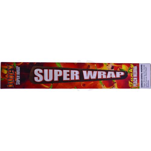"JUICY JAYS SUPER WRAP 9"" FUNKY PEACH MEDINA Pack of 1"