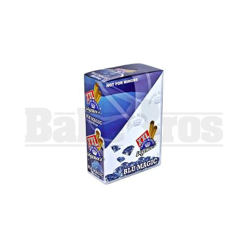 XXL ROYAL BLUNTS K SERIES CIGAR WRAPS 2 PER PACK BLUE MAGIC Pack of 25
