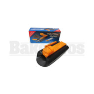 BLACK ORANGE Pack of 1 84MM