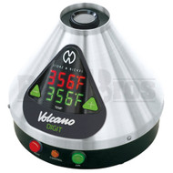 VOLCANO DIGIT VAPORIZER BY STORZ & BICKEL DRY HERB SILVER