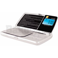 JSCALE DIGITAL POCKET SCALE HP SERIES 0.01g 100g SILVER