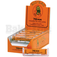 ORANGE Pack of 12 78MM