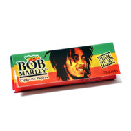 BOB MARLEY ROLLING PAPERS 1 1/4 50 LEAVES UNFLAVORED Pack of 1