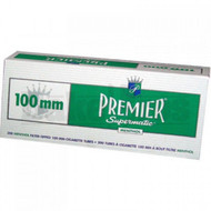 PREMIER SUPERMATIC FILTERED CIGARETTE TUBES 200 FITLERS RED Pack of 5 100MM