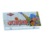 JOKER ROLLING PAPERS 1 1/2 24 LEAVES UNFLAVORED Pack of 6