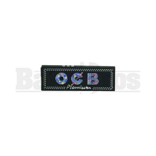 OCB PREMIUM ROLLING PAPERS 50 LEAVES UNFLAVORED Pack of 1