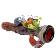 "EMPIRE GLASSWORKS HAND PIPE CHILLUM OLLIE THE OCTOPUS 3"" ASSORTED"