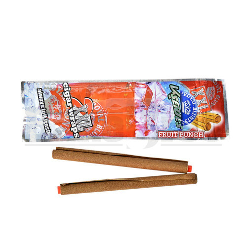 XXL ROYAL BLUNTS K SERIES CIGAR WRAPS 2 PER PACK FRUIT PUNCH Pack of 1