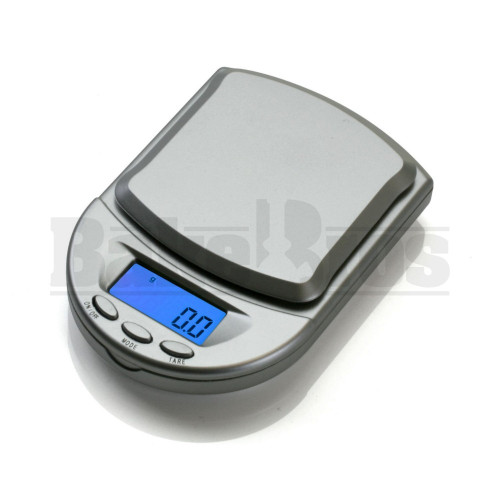AWS DIGITAL POCKET SCALE BCM SERIES 0.1g 650g SILVER