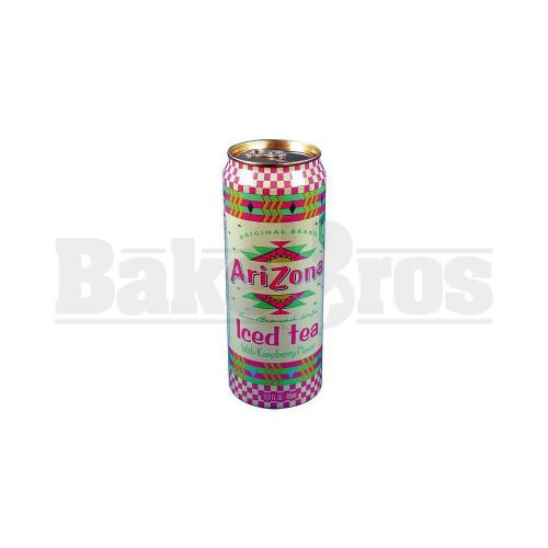 STASH SAFE CAN ARIZONA RASPBERRY 23 OZ