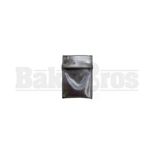 "APPLE BAGS BAGGIES 1212 1/2"" x 1/2"" CLEAR Pack of 10 1000 Per Pack"