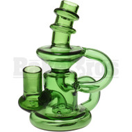 WP MICRO RIG PORK PIE FUNNEL RECYCLER GREEN FEMALE 14MM