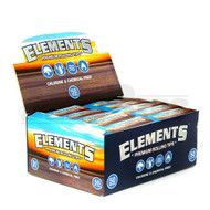 ELEMENTS PAPER ROLLING TIPS UNFLAVORED Pack of 50