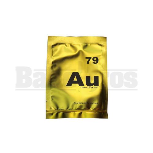 AU 79 GOLD LEAF FRONTO/GRABBA LEAF WRAP 1 LEAF NATURAL Pack of 1