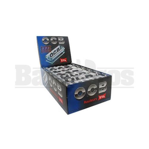 OCB 78MM ROLLING MACHINE BLACK / WHITE Pack of 10 78MM