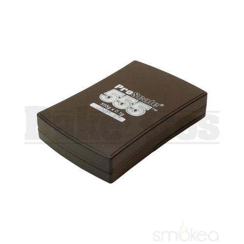 PROSCALE DIGITAL POCKET SCALE 555 JOHNNY 5 0.1g 555g BLACK