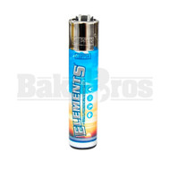 """CLIPPER LIGHTER 3"""" ELEMENTS ASSORTED Pack of 1"""