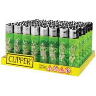 "CLIPPER LIGHTER 3"" MARY JANE ASSORTED Pack of 48"