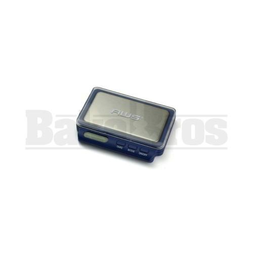 AWS DIGITAL POCKET SCALE CARD-V2 SERIES 0.1g 600g BLUE