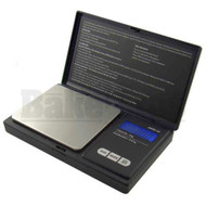 AWS ELECTRONIC DIGITAL SCALE AWS SERIES 0.1g 600g BLACK