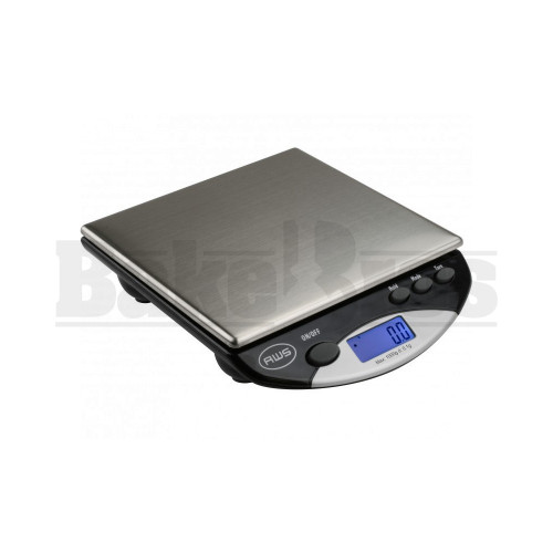 AWS BENCH SCALE PRECISION AMW SERIES 0.1g 1000g BLACK