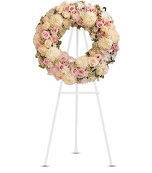 Heavenly Angels Wreath