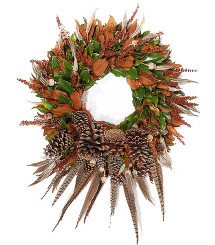 Hunt Country Wreath