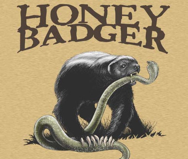 Honey Badger Nicotine Juice