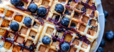 BLUEBERRY WAFFLES NICOTINE JUICE