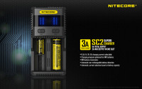 NITECORE SC2 DUAL BATTERY CHARGER