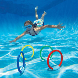 Intex Swimming Pool Childrens Dive Rings