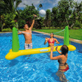 Intex Inflatable Volleyball Swimming Pool Floating Game Set