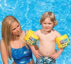 Intex Pool School Swimming Pool Kids Armbands (56643)