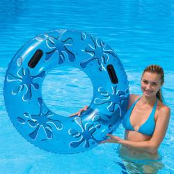 42 Inch Splash Swimming Pool Tube Ring 36053 Bestway