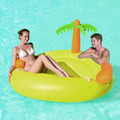 Bestway Tropical Island Floating Lounger Swimming Pool 43104