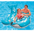 Intex Inflatable Bashful Blue Swimming Pool Whale Toy 57527