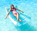 Intex Rockin' Lounge Luxury Pool Lounger Inflatable Bed Float