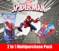 The Spider-man Swimming Pool Kids Inflatable Multi Purchase Pack with Jet Ski and Lilo